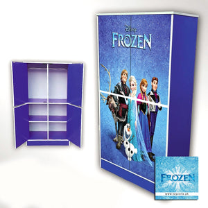 Disney Frozen | 4 Door Wardrobe Toyzone