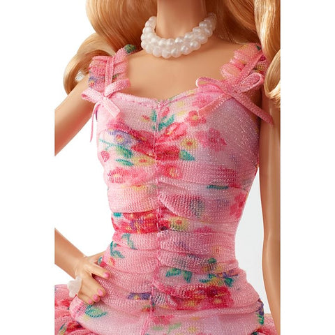 Barbie Birthday Wishes Doll