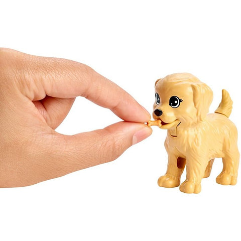 Image of Barbie Doggy Daycare Doll & Pets