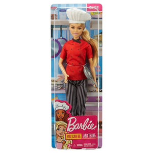 Barbie® Chef Doll--FXN99