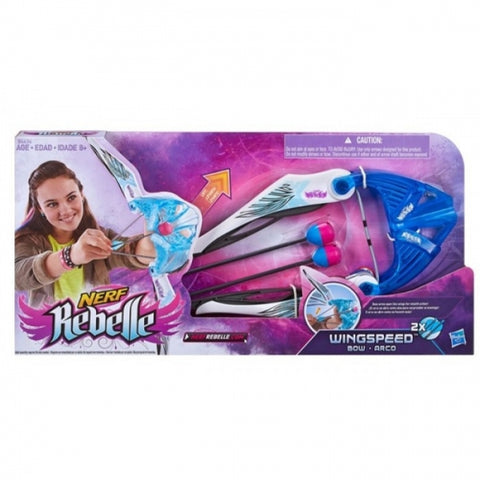 Hasbro  - Nerf Rebelle Wingspeed Bow