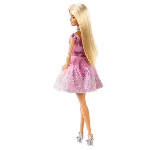 Barbie Happy Birthday Doll & Accessory
