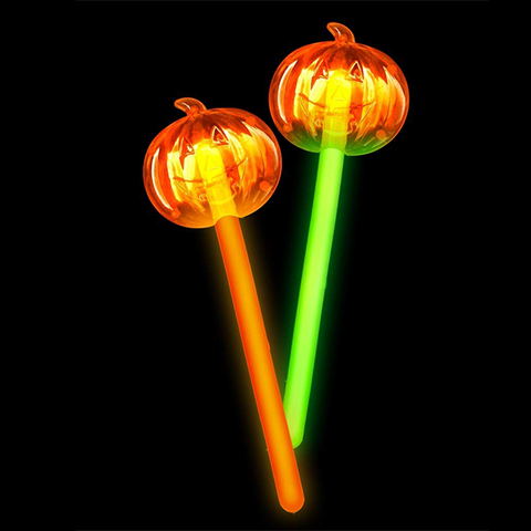 Image of Halloween Pumpkin Wand