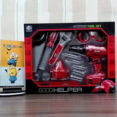 Image of Good Helper Tool Playset