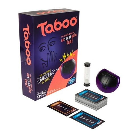 Image of Taboo Board Game-138E