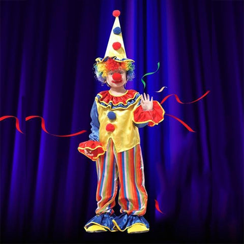 Image of Halloween Circus Clown Costume - STO