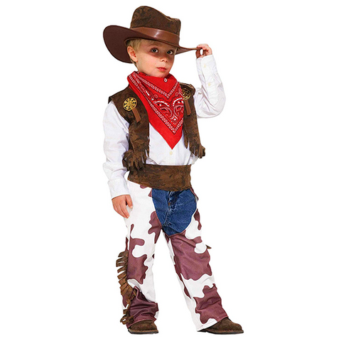 Image of Halloween Cowboy Costume