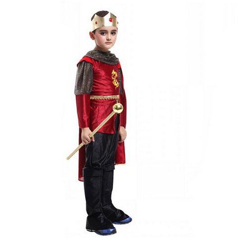Image of Halloween Honorable Prince Costume (Red)