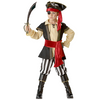 Halloween Kids Scoundrel Pirate Costume
