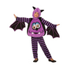 Halloween Kids Wiggle Eyes Bat Costume