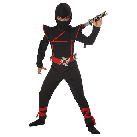 Halloween Stealth Ninja Costume