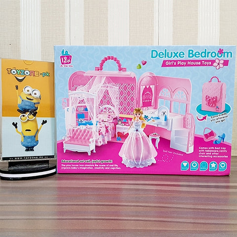 Image of Deluxe Bedroom And Handbag 2in1