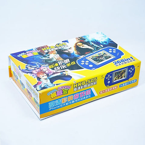 Handheld Video Game 268 in 1
