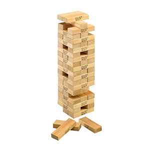 Image of Hasbro Jenga Tube
