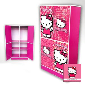 Hello Kitty | 4 Door Wardrobe Toyzone
