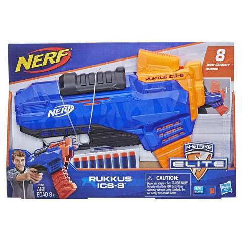 Image of Nerf N-Strike Elite Rukkus ICS-8