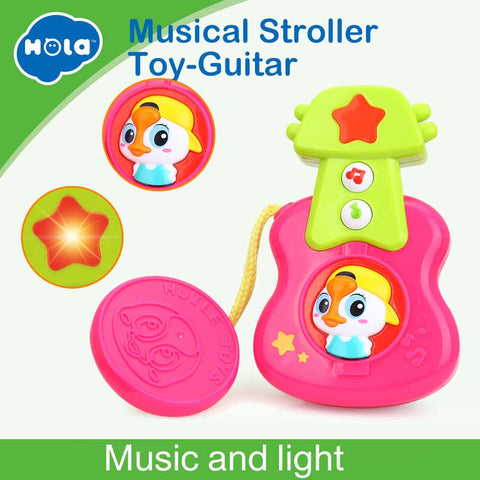 Musical Guitar Rattle
