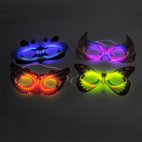 Image of Halloween Glow Face Mask
