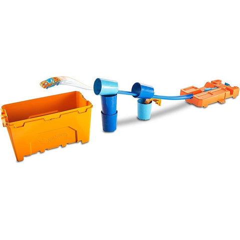 Image of Hot Wheels Track Builder Barrel Box