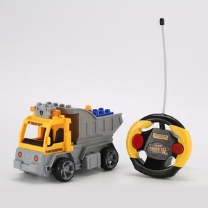 Building Blocks RC Truck