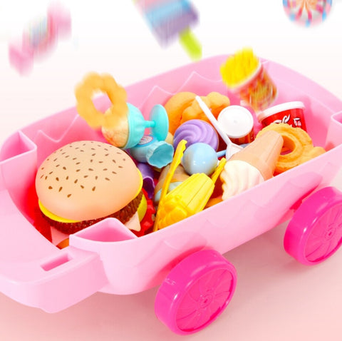 Image of Frozen Sweet Shopping Cart (36 Pieces)