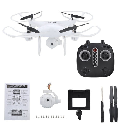 LH-X25S Drone With Camera Wifi Real-Time Transmission