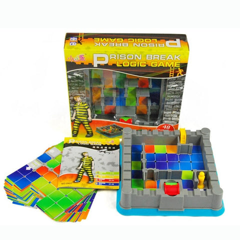 Prison Break Puzzle Board Game