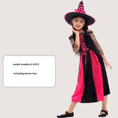Teen Witch Costume For Girls