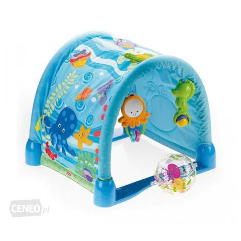 Image of Fisher Price Ocean Wonders Kick and Crawl Gym