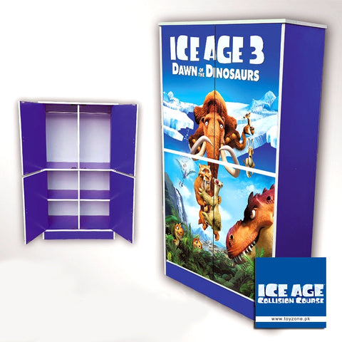 Image of Ice Age 3 | 2 Door Wardrobe Toyzone