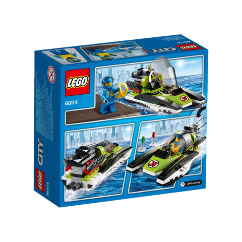 Image of LEGO City Race Boat - 60114