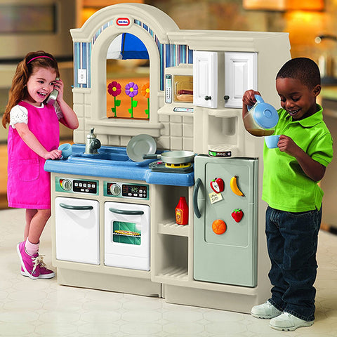 Little Tikes Inside/Outside Cook 'n Grill Kitchen-450B10060