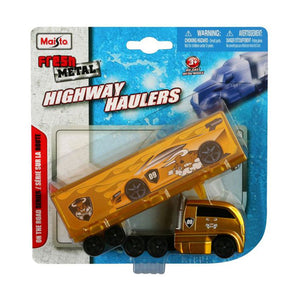 MAISTO HIGH WAY HAULERS-15021M