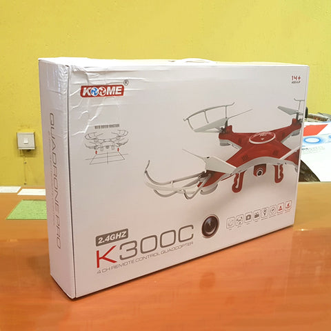 Image of K300C Camera Drone With Altitude Hold