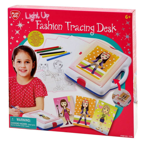 Playgo - Trace It Up Fashion Artist Battery Operated