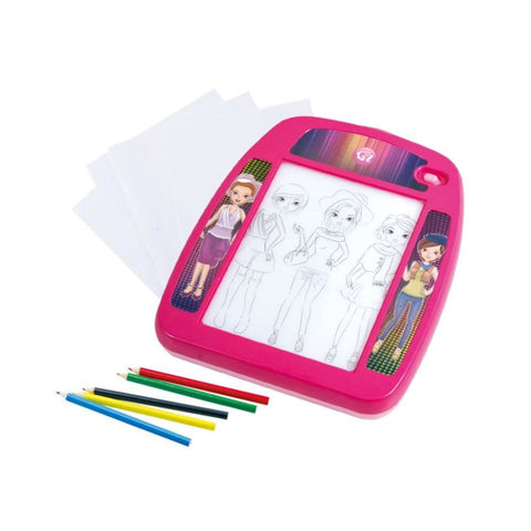Playgo - Fashionista Light Box Battery Operated