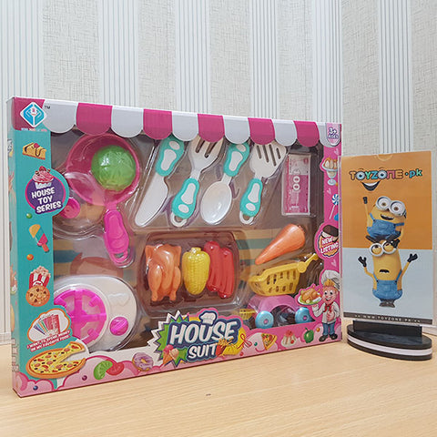 Image of Kitchen Playset