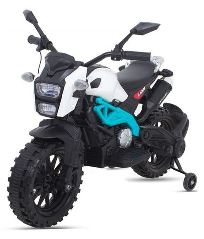 Sports Style Kids Battery Operated Ride On Bike