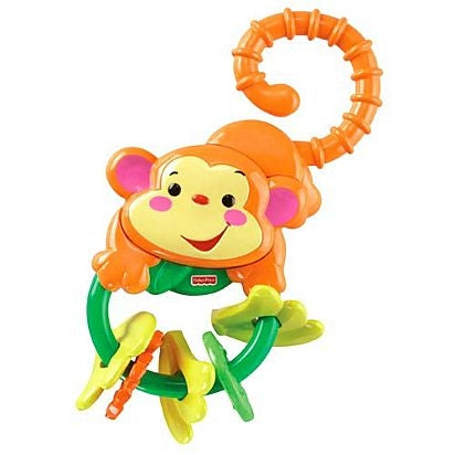 Fisher Price Playful Monkey Teether