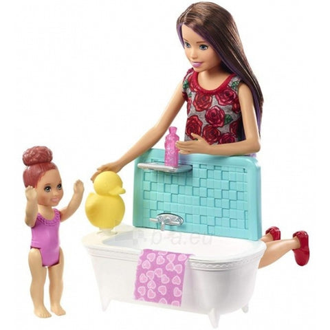 Mattel Doll Barbie Skipper Baby Sitter