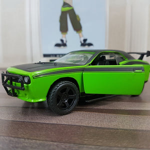 Fast and Furious - Metal Die-Cast Letty's 2011 Dodge Challenger SRT8 Hard