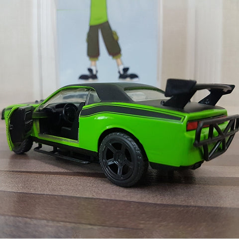 Image of Fast and Furious - Metal Die-Cast Letty's 2011 Dodge Challenger SRT8 Hard