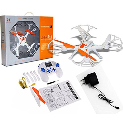 Image of Remote Control Quadcopter With 6-axis Gyro