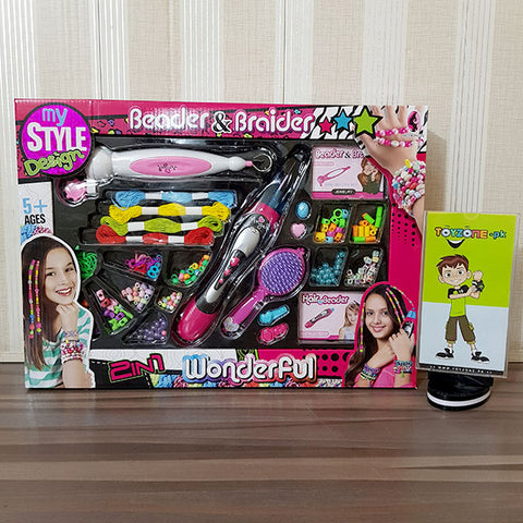 Beader and Braider 2in1