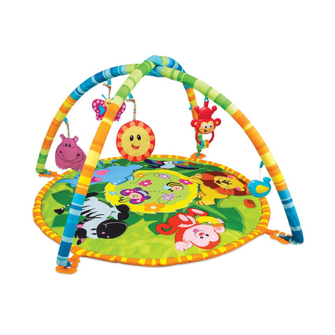 Image of Winfun Jungle Pals Playmat-0827