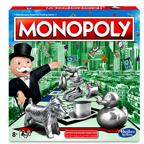 Image of Hasbro Gaming-Monopoly Classic - STO
