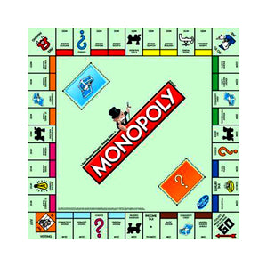 Hasbro Gaming-Monopoly Classic