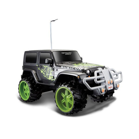 Maisto Tech Jeep Wrangler Rubicon Electric RC Truck