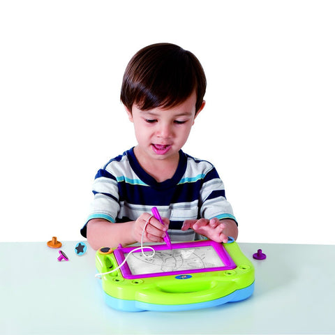 Playgo-Magdraw 2 in 1 small - 7 PCS
