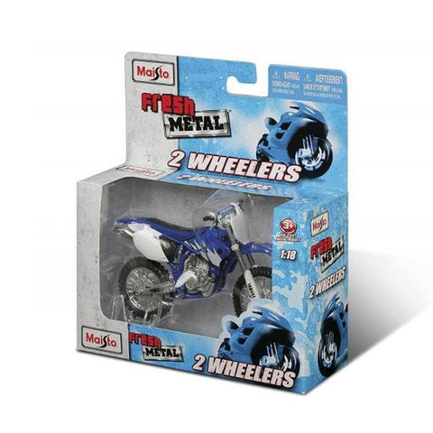 Maisto Die cast Motorcycles-AT-31300 & YT